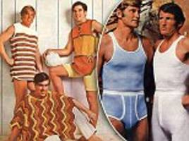 1970s men's clothing ads reveal the cringe-worthy fashion fads of the disco decade