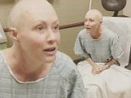 shannen doherty begins radiation treatment as she battles breast cancer