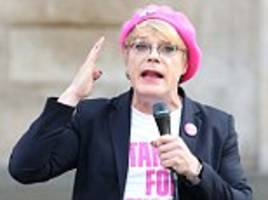 that's no joke! comedian eddie izzard spent £36,000 in failed bid to stop the country voting for brexit