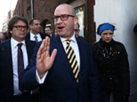 new ukip leader paul nuttall vows to exploit jeremy corbyn's weakness on immigration