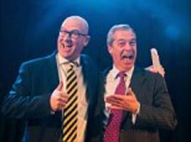paul nuttall referred to ukip as 'this mad project' before confirmation as new leader