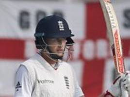 top spin at the test: joe root keeps up impressive batting record against india despite england's defeat
