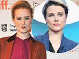 evan rachel wood shares her letter about sexual assault, a day after confessing she has been raped twice