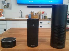 amazon is reportedly working on a new echo speaker with a 7-inch touchscreen (amzn)