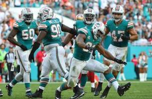 Miami Dolphins: Cameron Wake is up to his old tricks