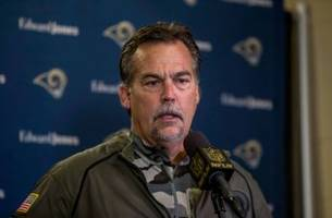 Rams' Jeff Fisher Responds to Eric Dickerson Ban Comments