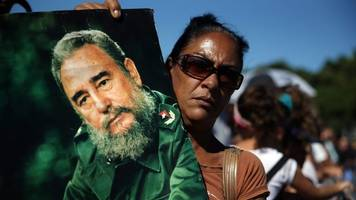 fidel castro death: cuba prepares for commemoration