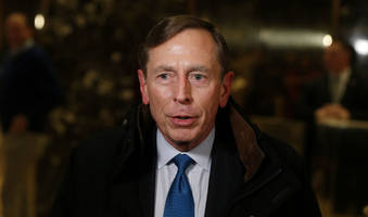 Defense Department Launches Probe Of Petraeus Sex Scandal Leaks