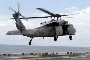 Iranian Vessel Pointed Weapon At US Military Helicopter