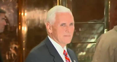 speculation soars as mike pence says there will be very important announcements tomorrow