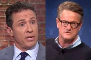 'They Are Transition Spokesmen Now': Chris Cuomo Throws Shade at Morning Joe Over Trump