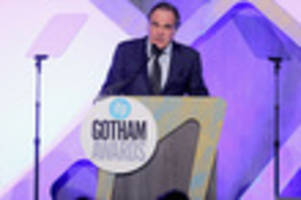 Oliver Stone Reminds Filmmakers: 'You Can Be Critical Of Your Government'