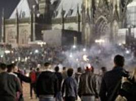 Cologne police prepare giant New Year's Eve security operation featuring helicopters