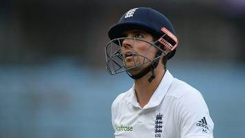 india v england: alastair cook reflects on loss & haseeb hameed