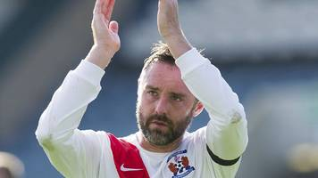 Fan threats no worse in Scotland, say Kilmarnock's Kris Boyd and Will Boyle