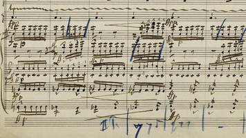 'beethoven' manuscript fails to sell