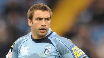 nicky robinson: cardiff blues return a no-brainer says coach danny wilson