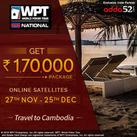 adda52.com rolls out ticket to wpt® national cambodia