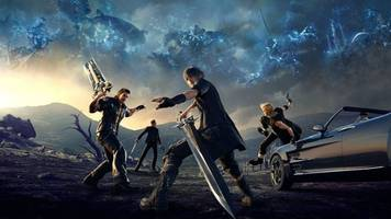 5 Reasons to Be Excited for Final Fantasy XV