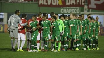 Plane Crashes Carrying A Professional Brazilian Soccer Team, Kills 76
