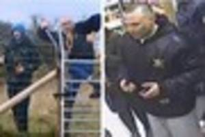 Recognise these people caught on camera by Derbyshire police?