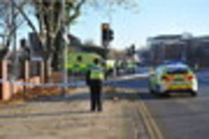 Updates as police close Francis Street and Charles Street in Hull...