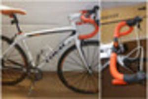 Thief cut cable and made off with £800 bike from Bristol's...