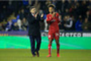 bristol city boss lee johnson: 'you can't be a prisoner of your...