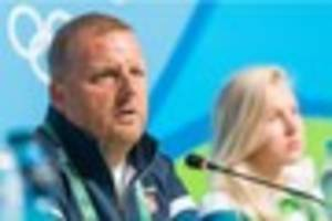olympic swimming coach jon rudd is leaving plymouth