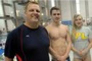 what now for plymouth olympians ruta meilutyte and ben proud?