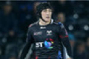 huge boost for ospreys as sam davies commits future to region