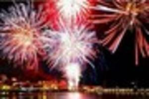 Bideford recognised for its extravagant New Year's Eve celebratio...