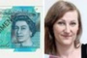 Devon mum's anger at meat used in new fivers