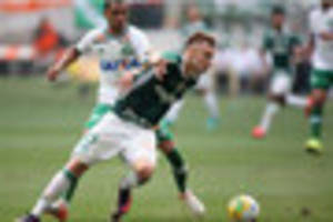 Former Robins striker who played against Chapecoense expresses...