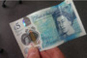 The new £5 note has animal fat in  it - and this campaign...