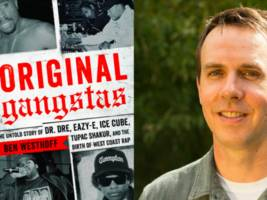 """""""original gangstas"""" author ben westhoff's top 5 """"the cipher"""" gems: """"2pac loved being the center of attention"""" [audio]"""