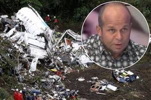 brazilian psychic appears to predict chapecoense plane crash eight months before tragedy