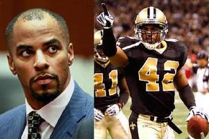 Super Bowl serial rapist Darren Sharper caged for 20 years for drugging and attacking women