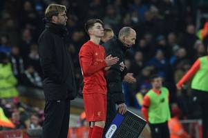 Liverpool FC boss Jurgen Klopp pleads with media to stay 'quiet' over record-breaking Welshman Ben Woodburn