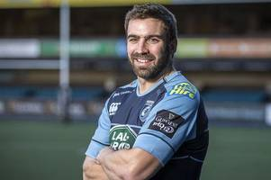 nicky robinson: why i couldn't turn down sos call from my beloved cardiff blues