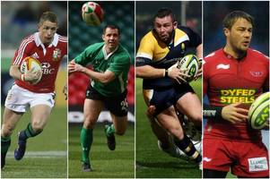 the welsh rugby stars who've just come out of retirement and are back playing again