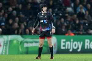 wales starlet sam davies commits future to the ospreys by signing a new long-term deal