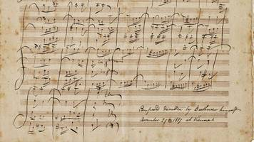has beethoven hit a false note?
