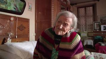 World's oldest woman turns 117