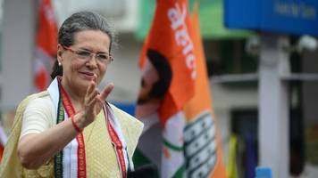 India's Sonia Gandhi in hospital after fever
