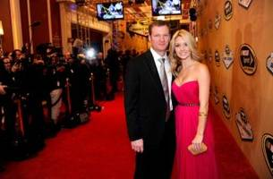 Six years of NASCAR lighting up the red carpet in Las Vegas
