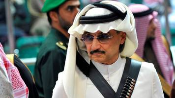 Prince Alwaleed says women driving ban hurts Saudi economy