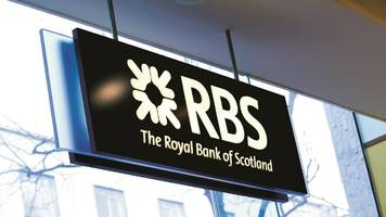 rbs worst hit in uk bank stress test