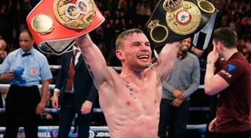 carl frampton has bbc on ropes over sports personality award snub