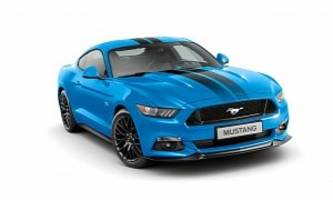 European Mustang Gets Two Special Edition Models for 2017